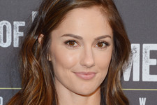 Minka Kelly Is a Broadway Baby