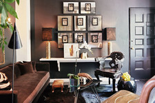 An Elegantly Moody Bachelor Pad