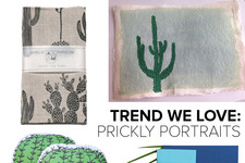 Trend We Love: Prickly Portraits