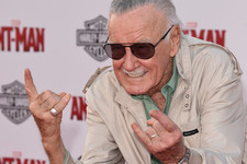 93-Year-Old Stan Lee Is a Beast, Filmed 4 Cameos in 1 Day