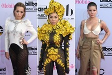 The Most Interesting Looks on the Billboard Music Awards Red Carpet