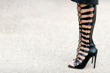 Street Style Spotlight: Laced Up