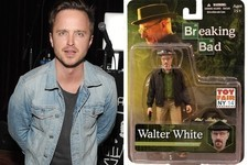 Aaron Paul Is Legit Angry About 'Breaking Bad' Toys Being Taken Out of Toys 'R' Us Stores