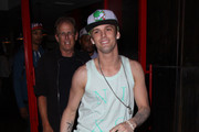 Aaron Carter Cargo Shorts