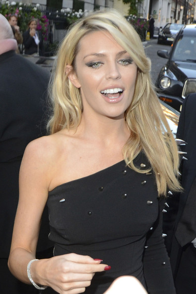 Abbey Clancy Long Side Part