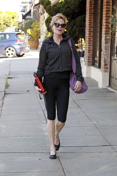 More Pics of Melanie Griffith Leggings (4 of 26) - Melanie Griffith Lookbook - StyleBistro