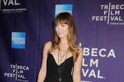 Actress Olivia Wilde looked stunning at the Tribeca Film Festival in New York. The