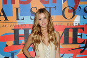 Whitney Port Is Art Deco in a Beaded Cocktail Dress