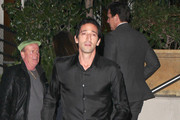 Adrien Brody Button Down Shirt