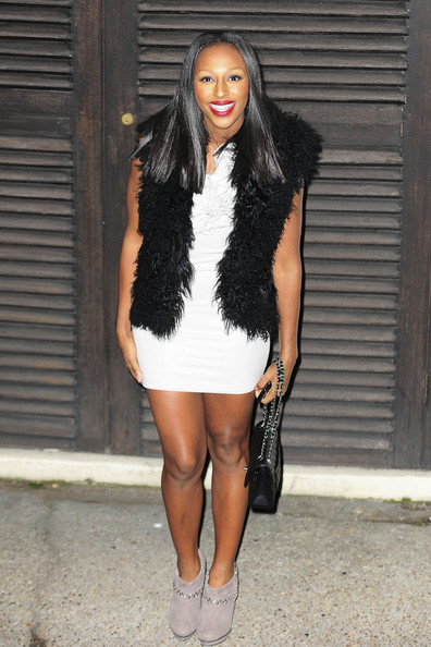 Alexandra Burke Shoes