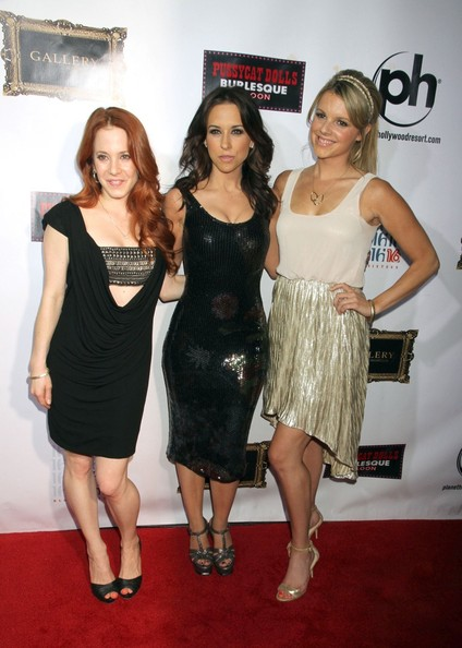 Celebs at Planet Hollywood