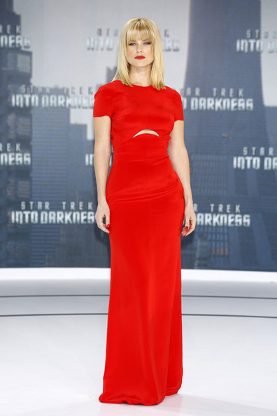 Alice Eve Cutout Dress