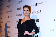 Alinne Moraes Evening Dress