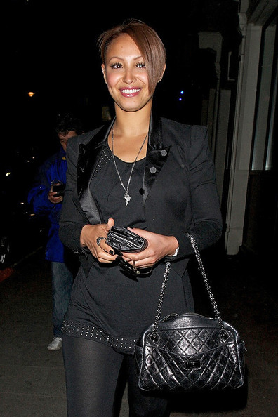 Amelle Berrabah Layered Razor Cut