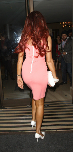 More Pics of Amy Childs Cocktail Dress (1 of 19) - Amy Childs Lookbook - StyleBistro