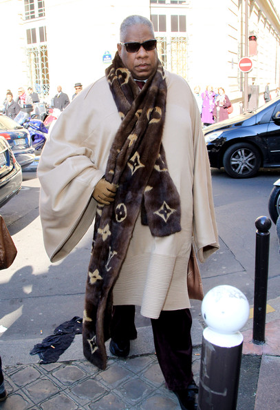 Andre Leon Talley Accessories