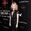Emma Stone in Gorgeously Gothic Gucci