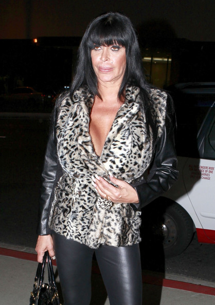 Angela Raiola Fur Coat