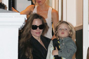 Kingston Rossdale and Shiloh Jolie-Pitt Photo