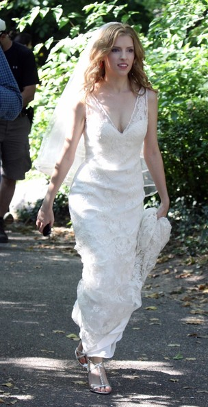 More Pics of Anna Kendrick Wedding Dress (2 of 33) - Fashion ...