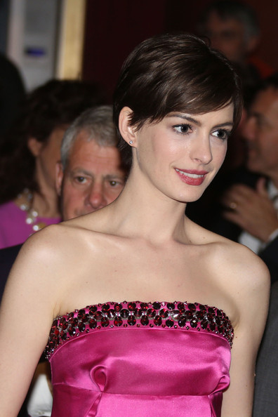 Celebs at the Premiere of 'Le Mis' in Paris