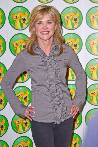 Anthea Turner Clothes