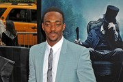 Anthony Mackie Men's Suit