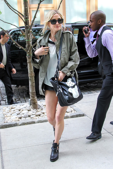 Ashlee Simpson Utility Jacket