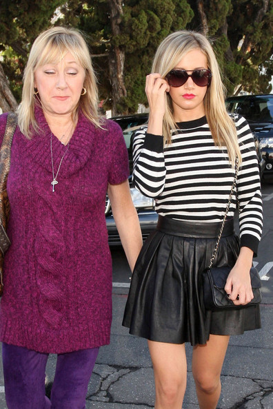 More Pics of Ashley Tisdale Mini Skirt (1 of 14) - Ashley Tisdale ...