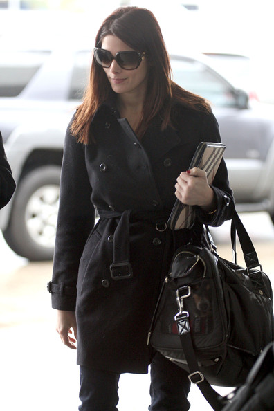 Ashley Greene Dog Carrier Duffle