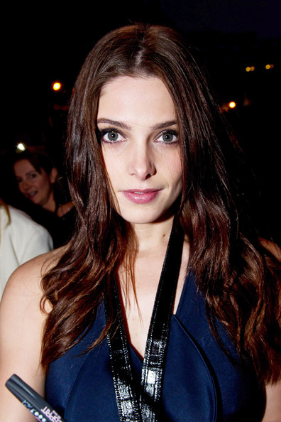 Ashley Greene Berry Lipstick
