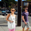 Ali Fedotowsky and Charlie Ritchie