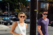Ali Fedotowsky and Charlie Ritchie Photo