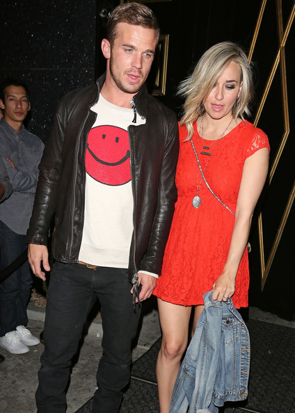 Cam Gigandet at Bootsy Bellows