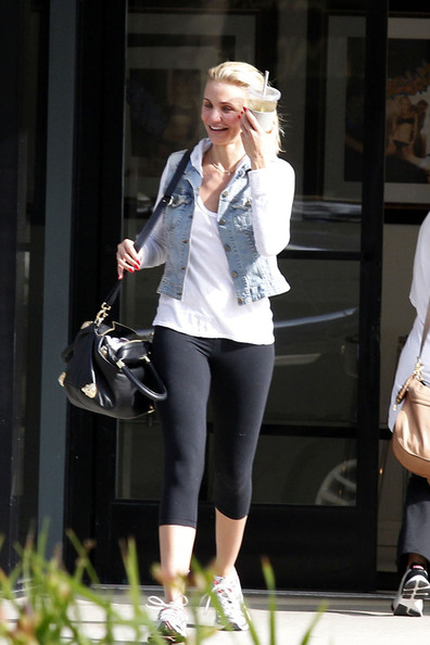 Cameron Diaz Leggings