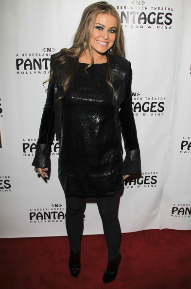 Carmen Electra Ankle Boots