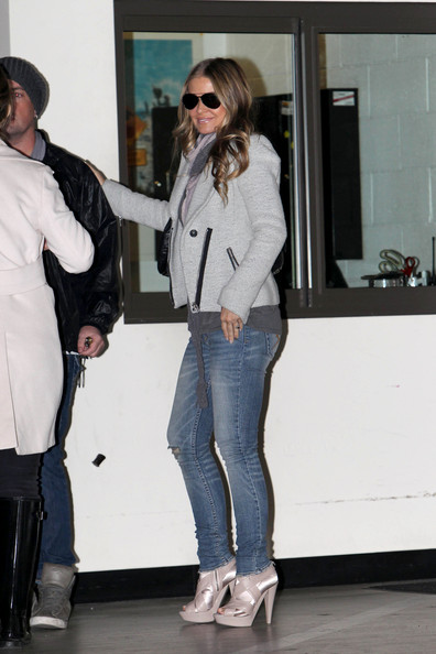 Carmen Electra Shoes