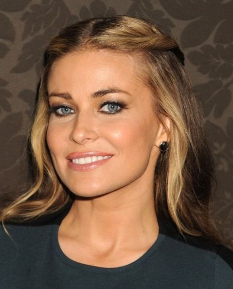 Carmen Electra Long Curls