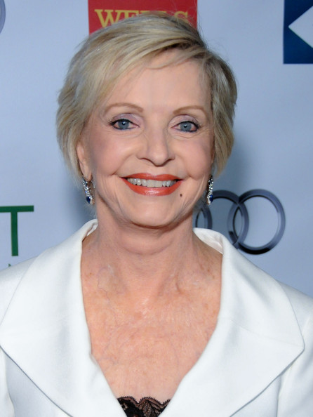 More Pics of Florence Henderson Short Side Part (2 of 8) - Short Hairstyles Lookbook - StyleBistro