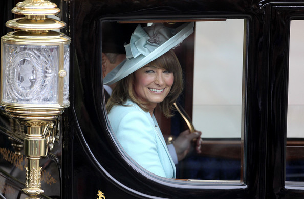 Carole Middleton Hair
