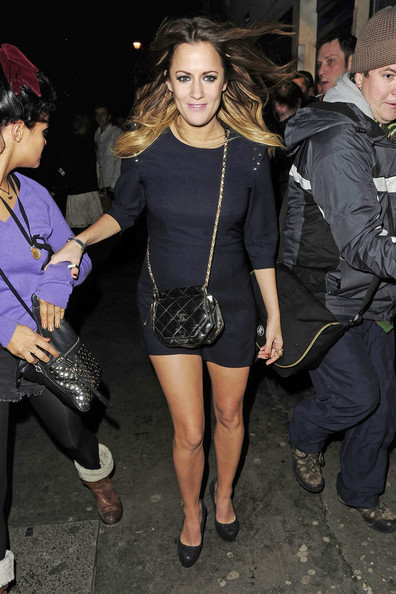 Caroline Flack Cocktail Dress