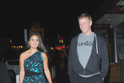 Catherine Giudici One Shoulder Dress