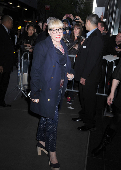 Arrivals at 'The Great Gatsby' Screening in NYC