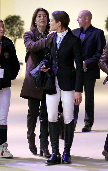 Charlotte Casiraghi Fitted Jacket