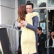 Joseph Gordon-Levitt and Julianne Moore