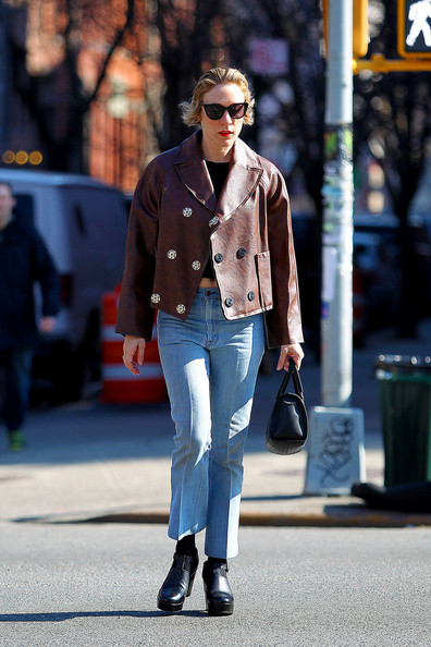 Chloe Sevigny Spotted in NYC