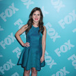 Zoe Jaman at the 2013 FOX Programming Presentation Post-Party