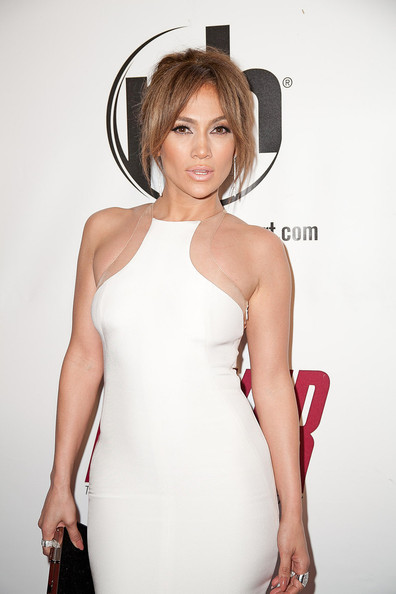 More Pics of Jennifer Lopez Evening Dress (4 of 6) - Evening Dress Lookbook - StyleBistro