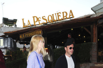 Claudia Schiffer Matthew Vaughn Claudia Schiffer Shops with Her Family