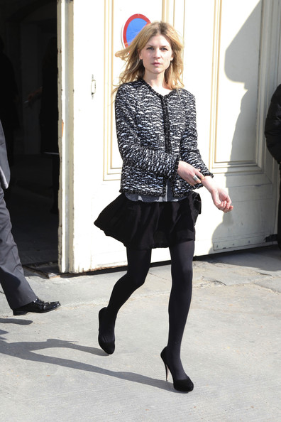 Clemence Poesy Shoes